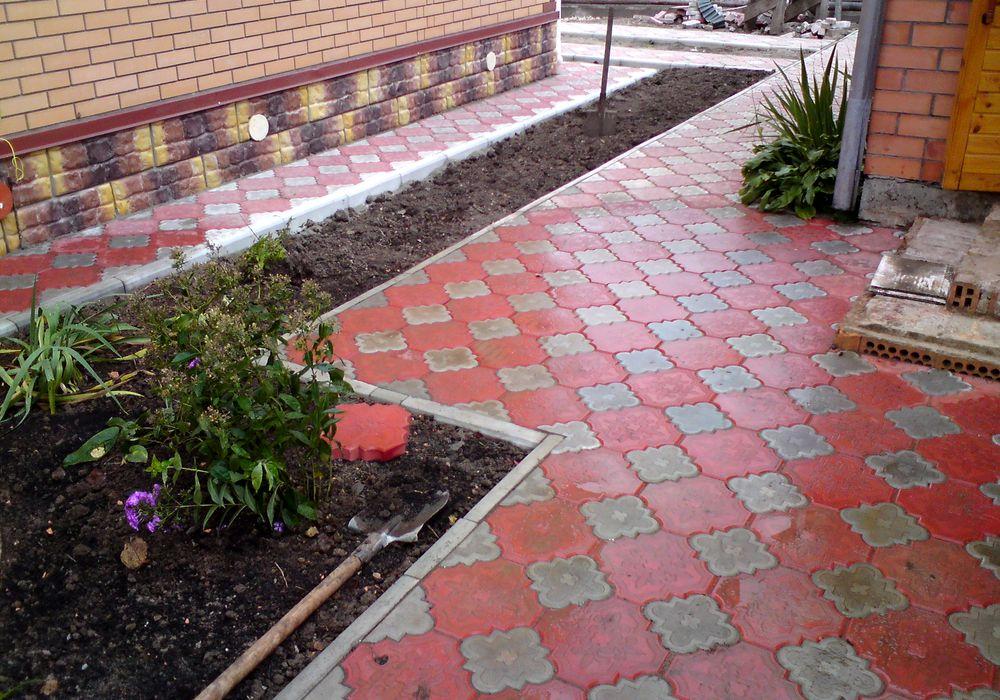 обычное укладка плитки тротуарной стоимость г серпухов сочетания высокого качества